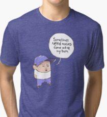 Weird noises Tri-blend T-Shirt