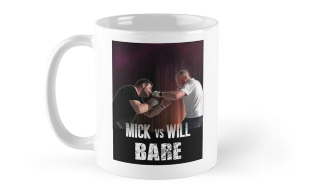 Bare: Mick vs Will by dysphasiatic