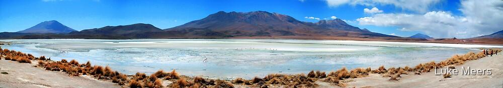 Lake Panorama by Luke Meers