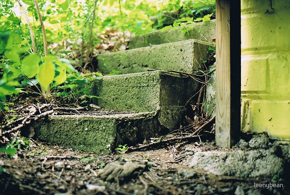 Greensteps by leenybean