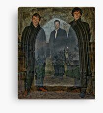 Protectors of London Canvas Print