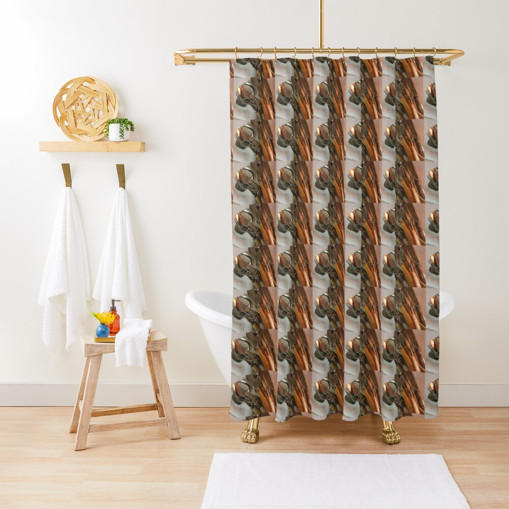 Vintages - The pleasure of collecting Shower Curtain