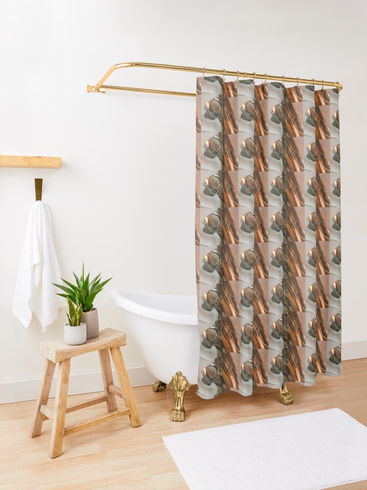 Alternate view of Vintages - The pleasure of collecting Shower Curtain