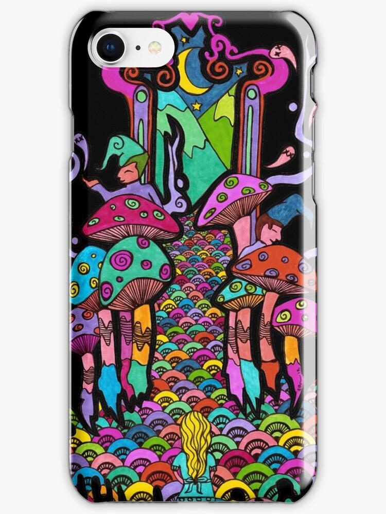 Welcome to Wonderland by Octavio Velazquez