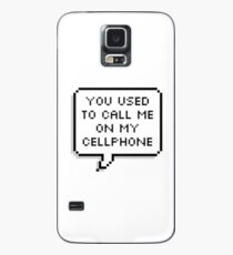 You used to, you used to... Case/Skin for Samsung Galaxy