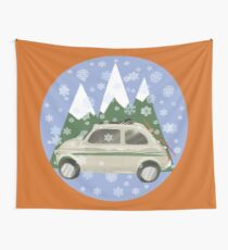 Alpine Fiat Wall Tapestry