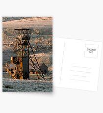 Grove Rake lead mine winding engine Postcards