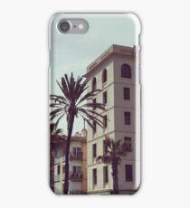 Por la playa iPhone Case/Skin