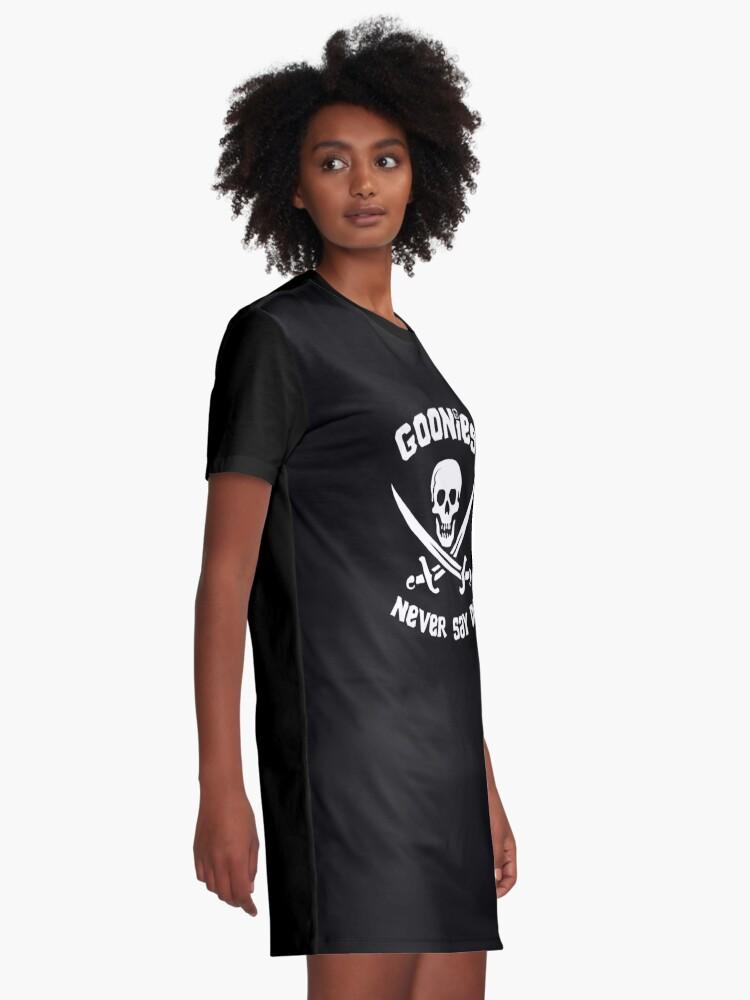 Alternative Ansicht von Goonies sagen nie sterben T-Shirt Kleid
