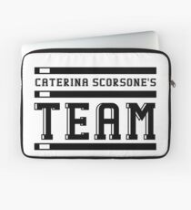 Caterina Scorsones Team Laptoptasche