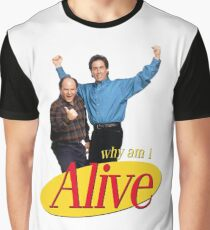 seinfeld im seriously depressed send xanax  Graphic T-Shirt