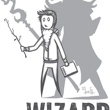AFTER SCHOOL WARRIORS: WIZARD DARK EDITION by Iceaegis