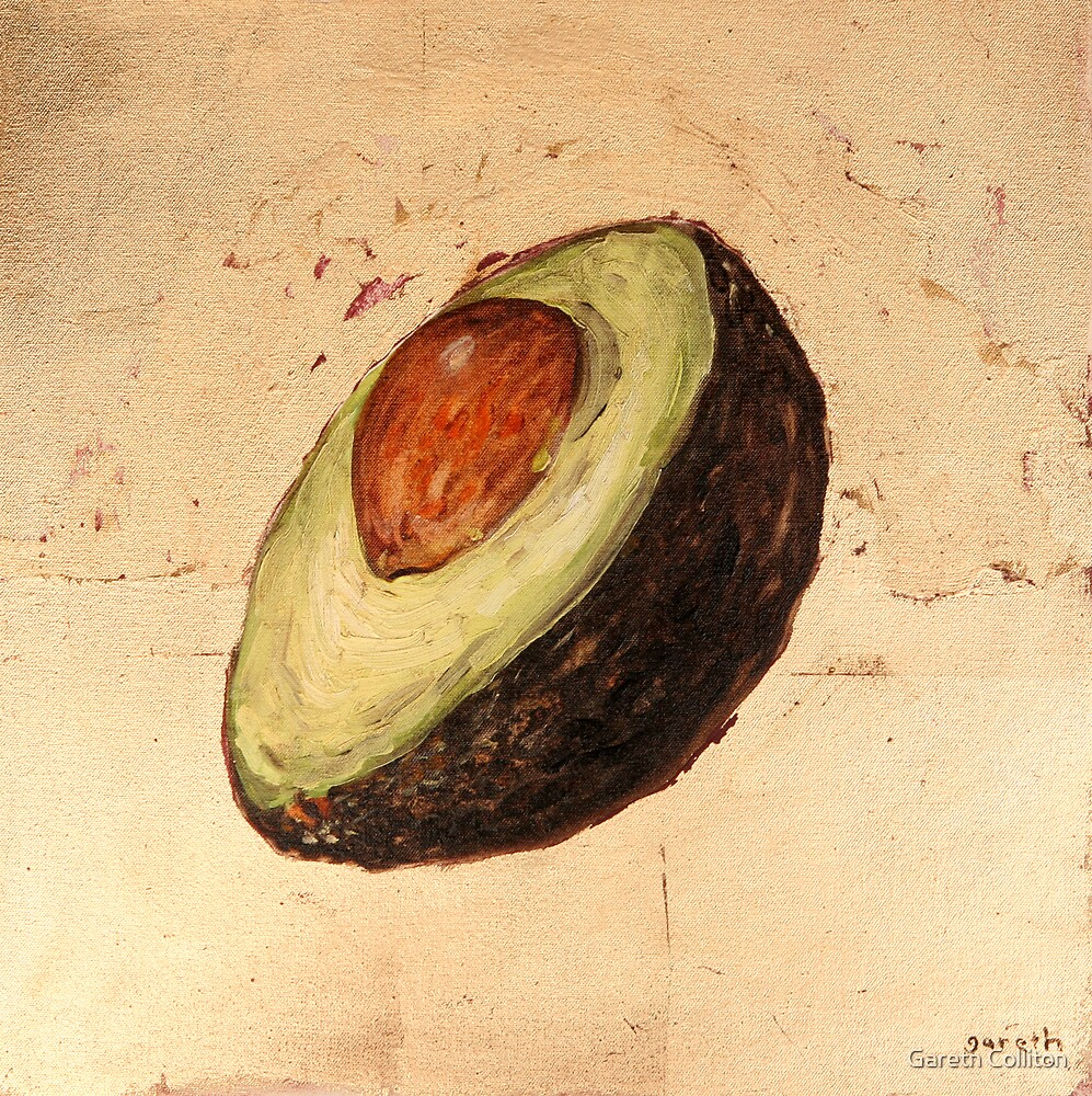 Avacado by Gareth Colliton