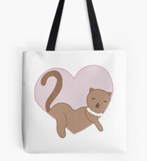 Queen of the lounge Tote Bag