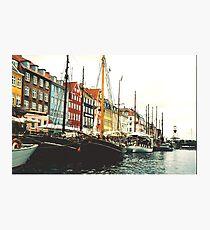 Copenhagen Photographic Print