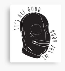 All Good In The Hood Canvas Print