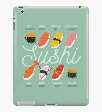 Sushi Kawaii iPad Case/Skin