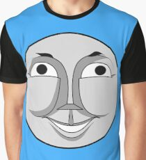 Thomas & Friends - Gordon (happy) Graphic T-Shirt