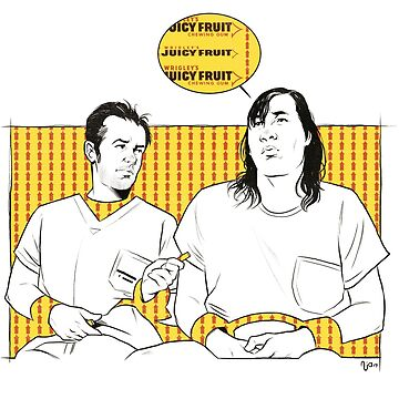 McMurphy and the Chief by deimos-remus