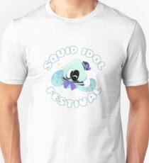 Squid Idol Festival Unisex T-Shirt