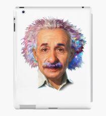 Albert Einstein - Galaxy iPad Case/Skin