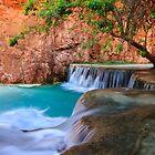 Havasu Falls  by Valentina Gatewood