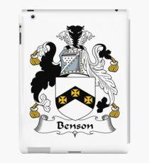 Benson  iPad Case/Skin