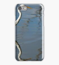 The Egret  iPhone Case/Skin