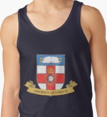 University of London Coat of Arms Tank Top