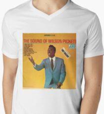 Sound Of Wilson Pickett Funky Broadway V-Neck T-Shirt