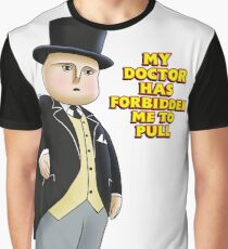 Thomas & Friends - Fat Controller forbidden to pull Graphic T-Shirt