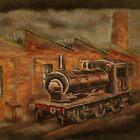 The Backbone of Industry by Rasendyll