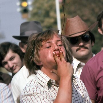 Tobacco Spitting Contest by bhbphotos
