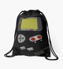 Video Retro Game Boy Console  Drawstring Bag