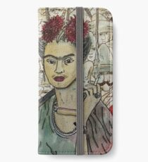 Frida Kahlo Revolution Vinilo o funda para iPhone
