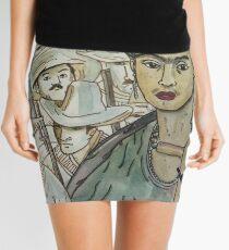 Frida Kahlo Revolution Minifalda