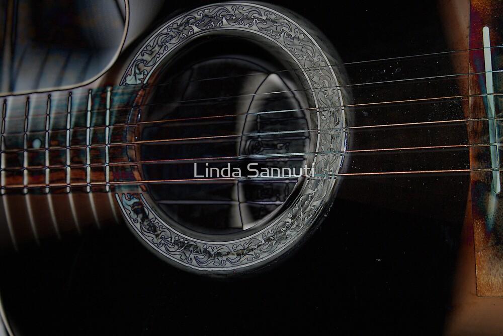 guitar by Linda Sannuti