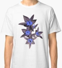 oriental flowers Classic T-Shirt