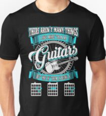GUITAR SHIRT - BEING A DAD GUITARIST T-Shirt