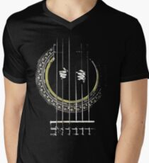 GUITAR SHIRT GUITAR PRISONER Men's V-Neck T-Shirt