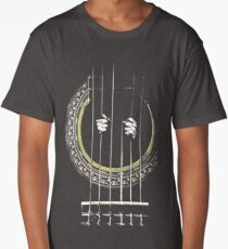 GUITAR SHIRT GUITAR PRISONER Long T-Shirt