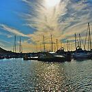 Navy Harbour by CrismanArt