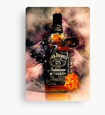 JD Canvas Print