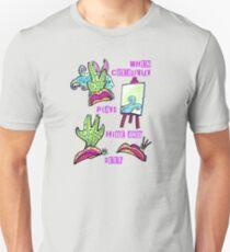 When Creativity Plays Hide and Seek T-Shirt
