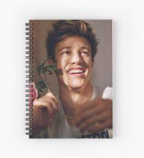 Cameron Dallas Spiral Notebook