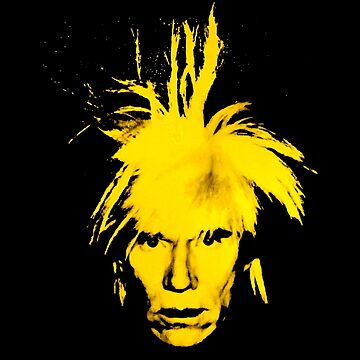 Andy Warhol by RatRock