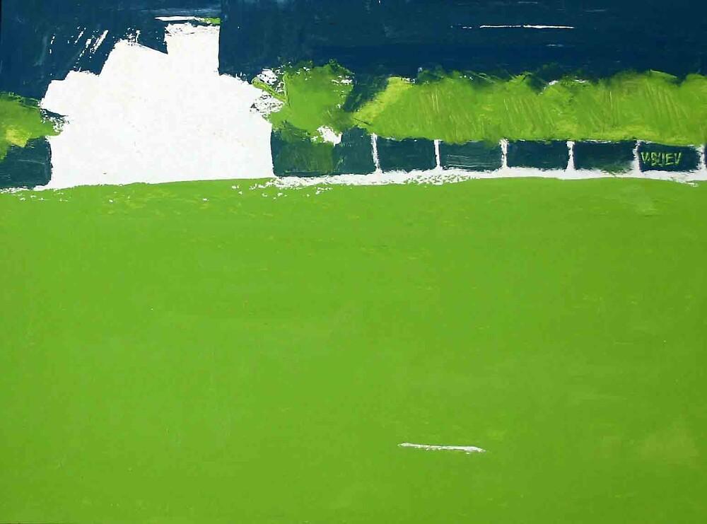 landscape 17 by Valeriu Buev