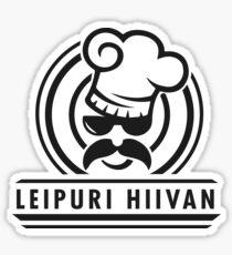 Leipuri Hiivan Sticker