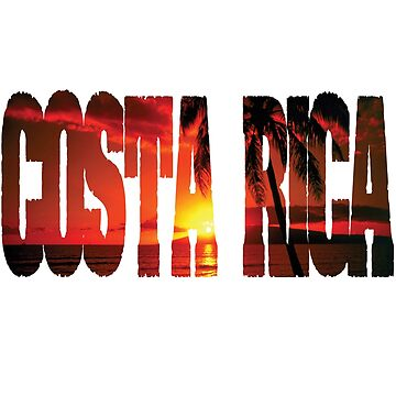Vacation Summer Design - Costa Rica  by kudostees