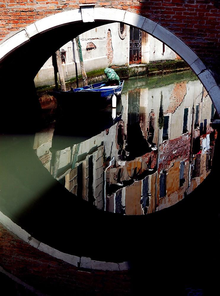 Below the bridge ~ Venice by ragman